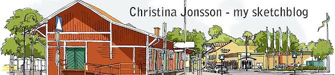 Christina Jonsson - Sketchblog
