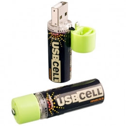 Moixa USBCell Battery