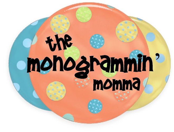 The Monogrammin' Momma