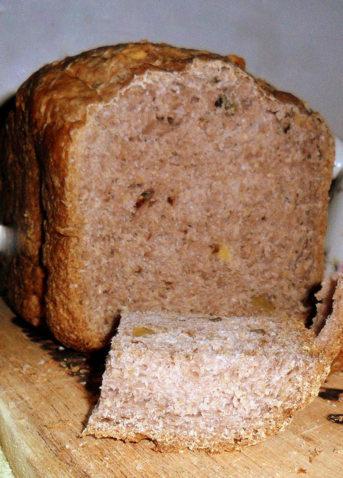 Pan de queso y nueces Bifinett