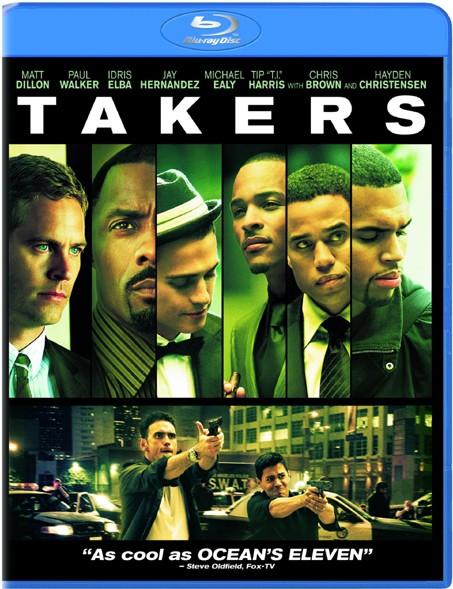 Takers (2010) Full Blu Ray Gb 34.6 AVC DTS-HD 5.1 ITA