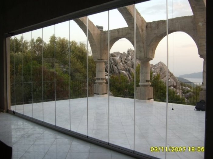 Panoramik Mobil Cam Balkon Sistemleri