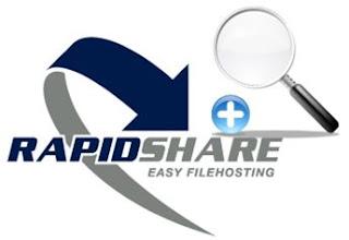 Busque arquivos no Rapidshare.