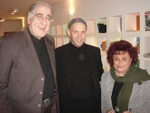 Assad, Rabino Bergman y Nani Ursone