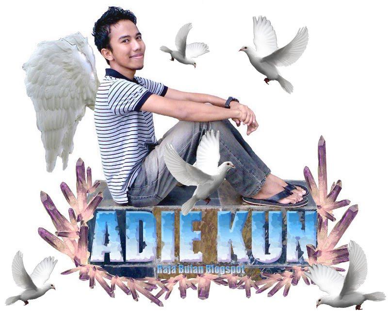 Adie Kun @ Raja Bulan Blogspot