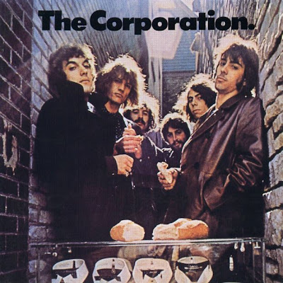 The Corporation - The Corporation 1969 (USA, Psychedelic Rock)