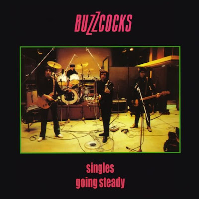 Buzzcocks - Singles Going Steady 1979 (UK, Punk Rock)