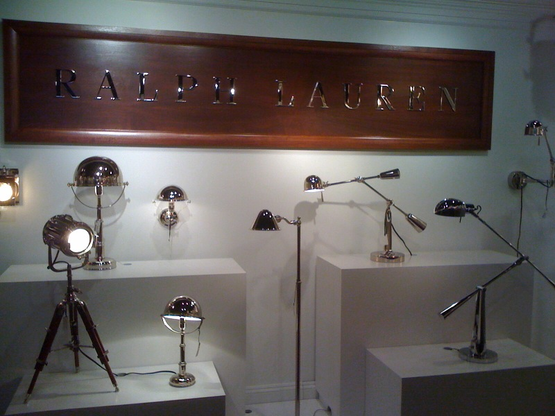 Design in wood dallas home and gift market for Visual comfort ralph lauren