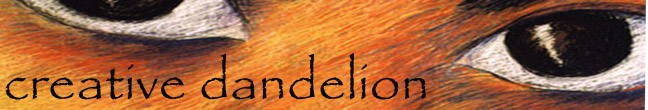 creative dandelion