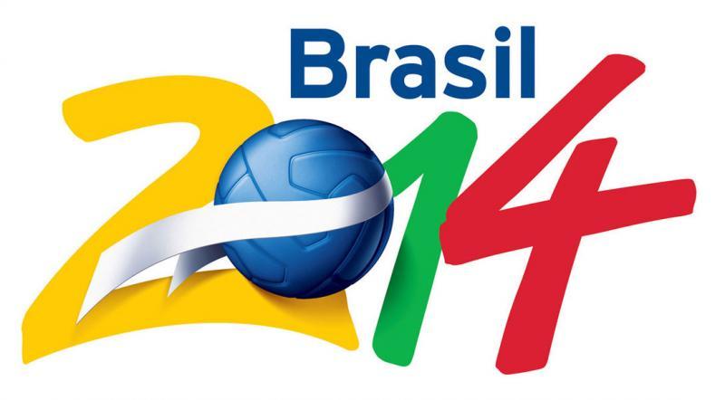World Cup Logo Brazil. Logo