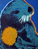 Darlene Sea Otter