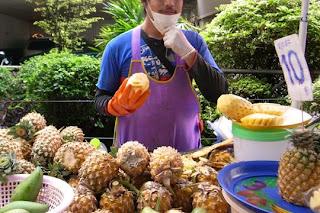 Thai Pineapples Industry