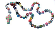 Click to purchase Sarah&#39;s Handmade Clay Beads