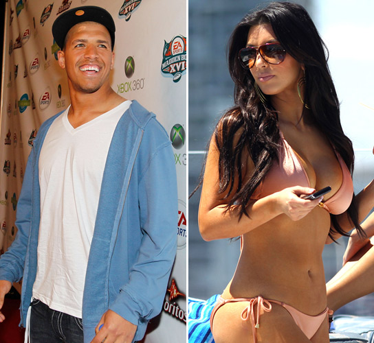 Miles Austin and Kim Kardashian - Dating, Gossip, News, Photos