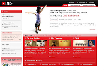 DBS Singapore Internet Banking: Tips for iBanking at DBS.Com.Sg