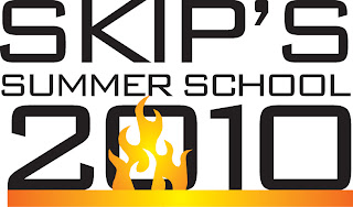 Register Online Now for Skip's Summer School