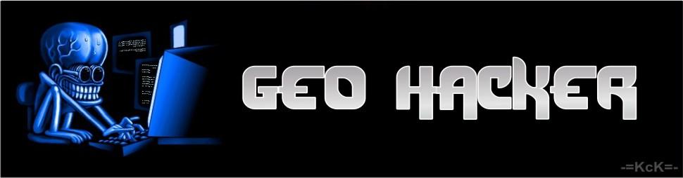 Geo Hacker | Os Melhores Sempre Estarão Aqui!!!