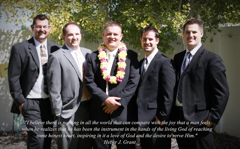 Elder Jason Dean Hardman