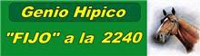 GENIO HIPICO**FIJOS**