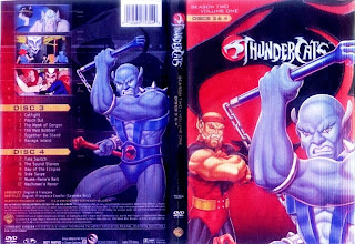 Thundercats  on Gatomia Capa Dvd Cover  Thundercats