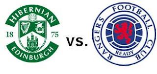 Hibernian vs. Rangers FC