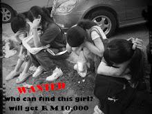 Wanted!! HAHA...