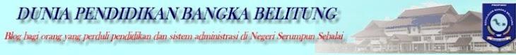 Pendidikan Bangka Belitung