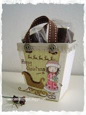 Chocolademelk tasje