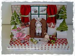 Santa's Gifts Toneelkaart