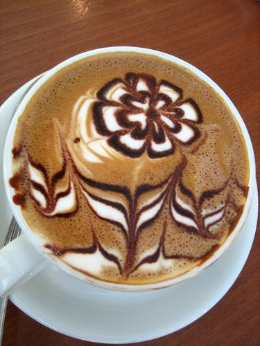 Latte Art Designs : Seong yee latte art