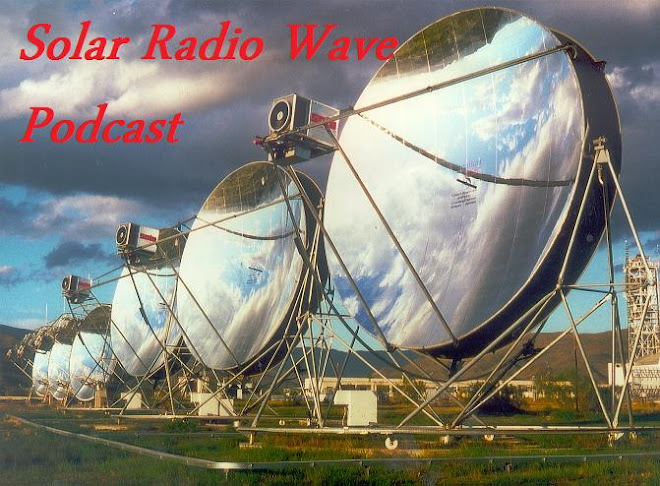 Solar Radio Wave Logo
