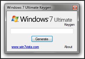product keys for windows 7 ultimate crack