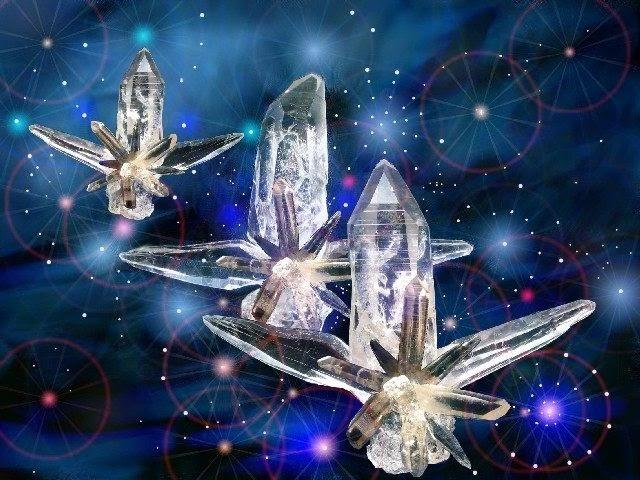 Resultado de imagen para los cristales son seres vivos