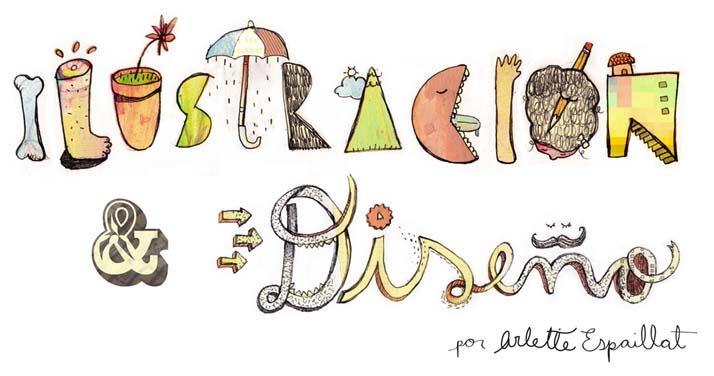 Artlette | Ilustración + Diseño