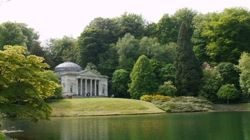 Stourhead visitor centre