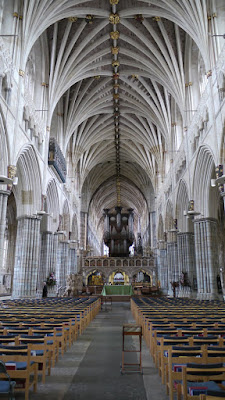 Exeter Cathedral Exeter