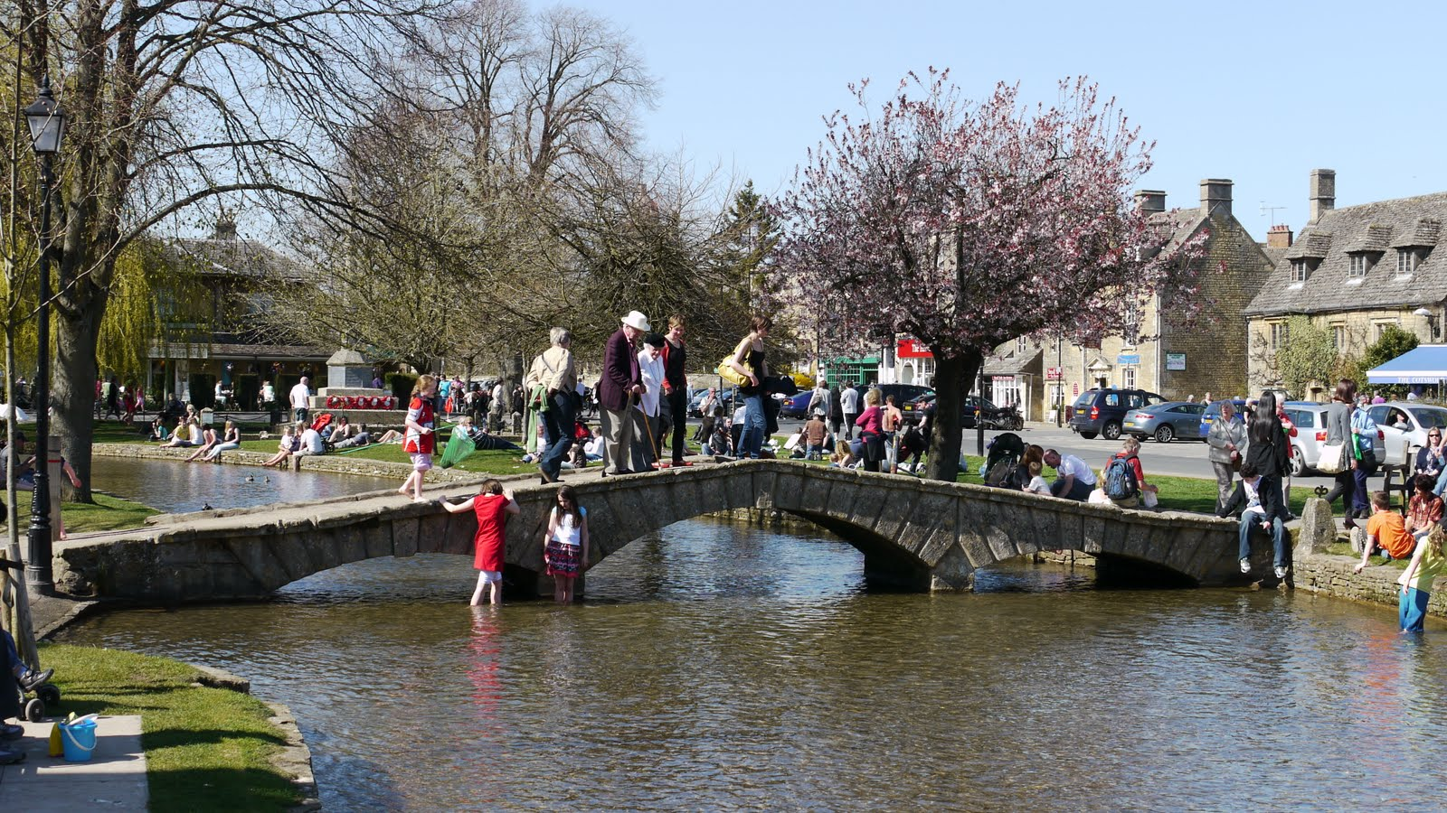 Bourton On The Water Britain Visitor Blog