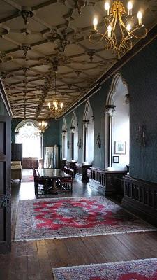 Bishop's Palace Interiors