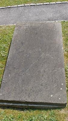 Rev. George Austen's Grave