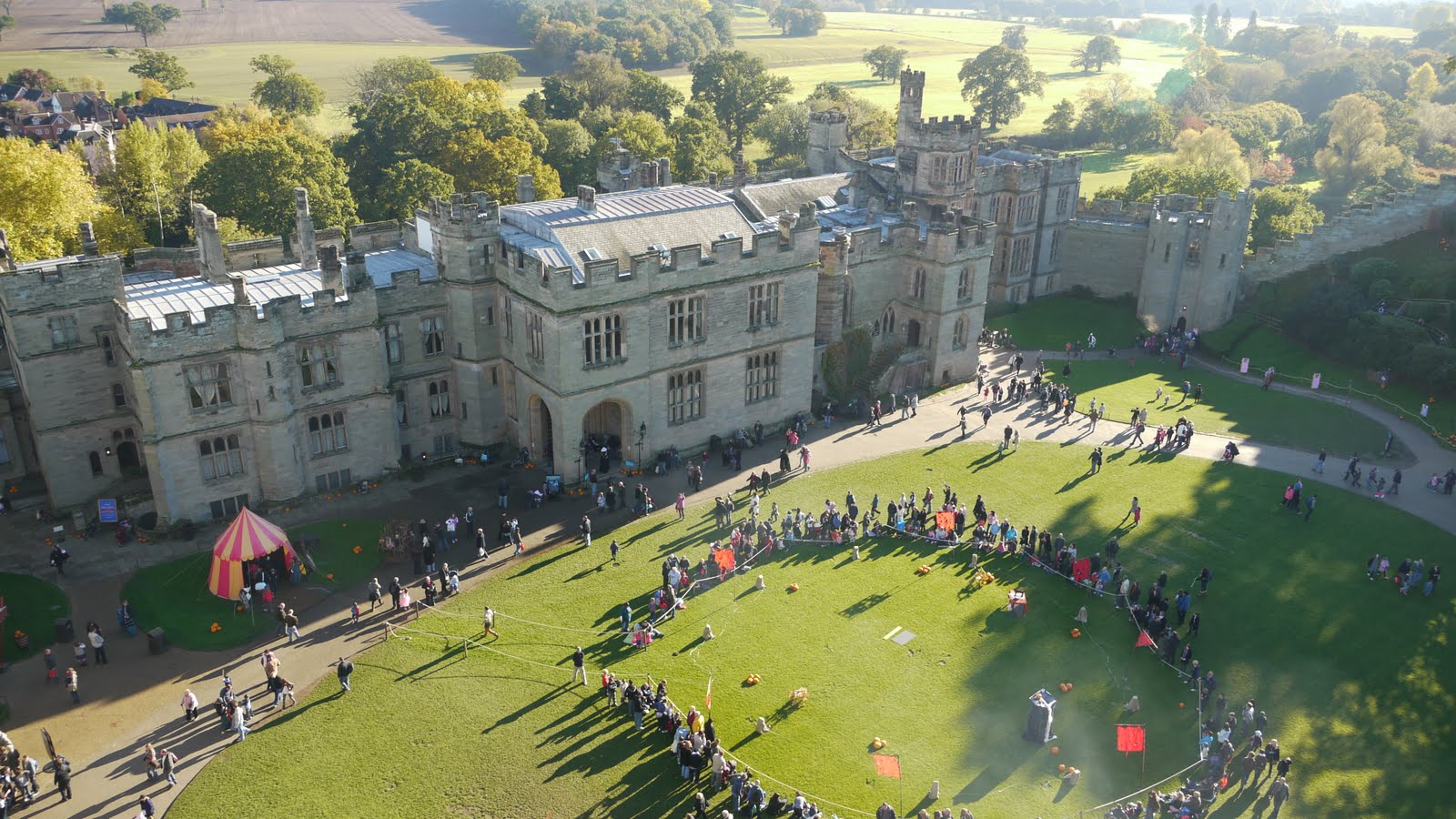 Warwick Castle | Britain Visitor Blog