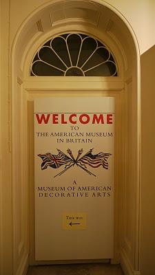 The American Museum in Britain
