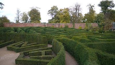 The Marlborough Maze at Blenheim Palace