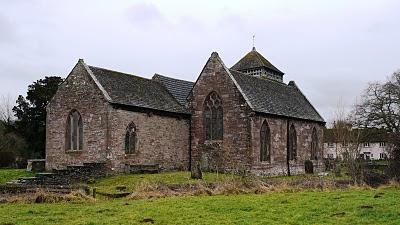 St Bridget's Church Skenfrith