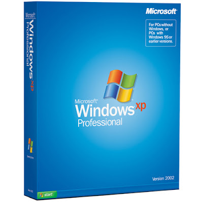 Microsoft Windows XP Professional SP3