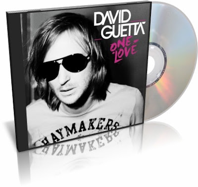 CD David Guetta One Love