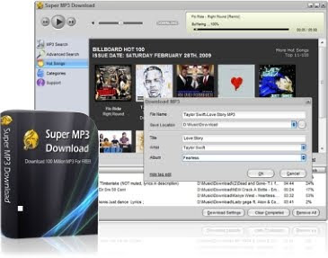 Super Mp3 Download v4.5.9.6