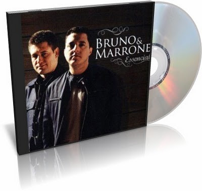 CD Bruno e Marrone Essencial