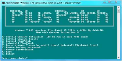 Windows 7 Activator 5
