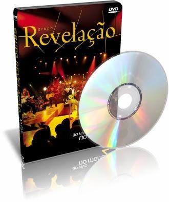 DVD Grupo Revelação Ao Vivo no Morro 2