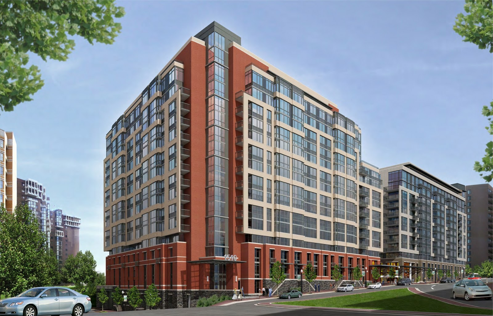 Dcmud the urban real estate digest of washington dc jbg for Apartment complex designs